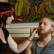 Austin getting a make over