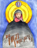 The High Priestess- Samantha Freese