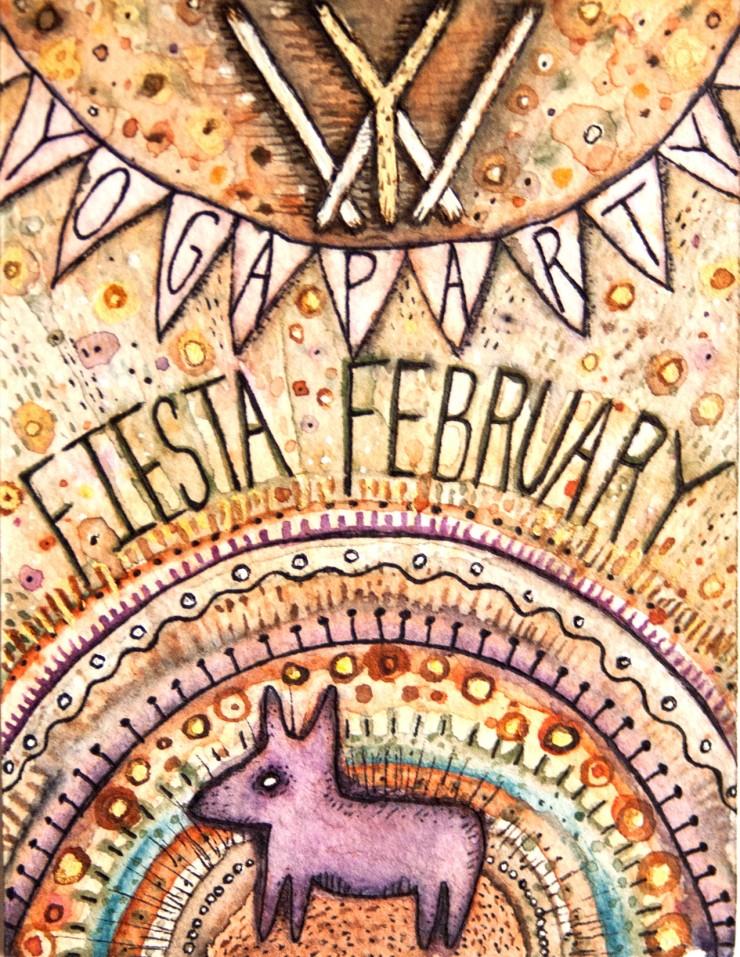 Fiesta February!