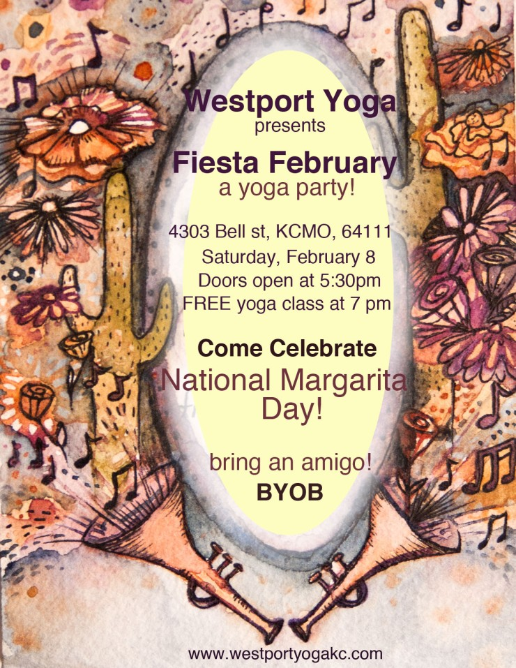 Westport Yoga Party!