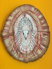 Skull Mandala, $150